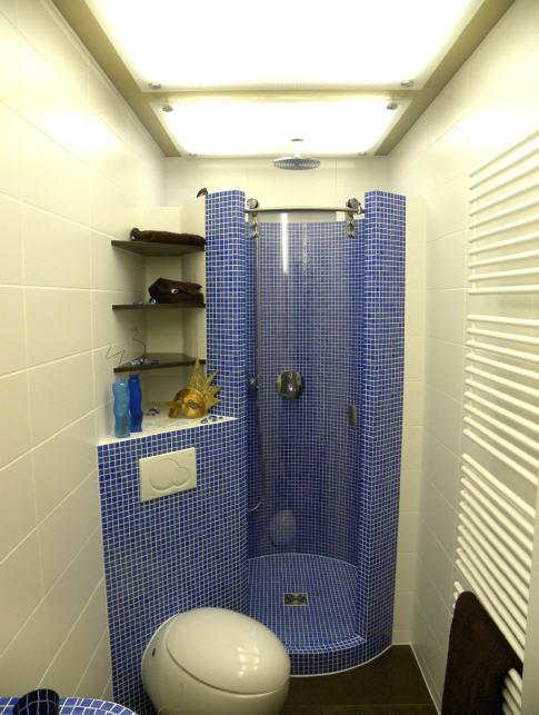 Bäder - Mosaik fliesen duschboden